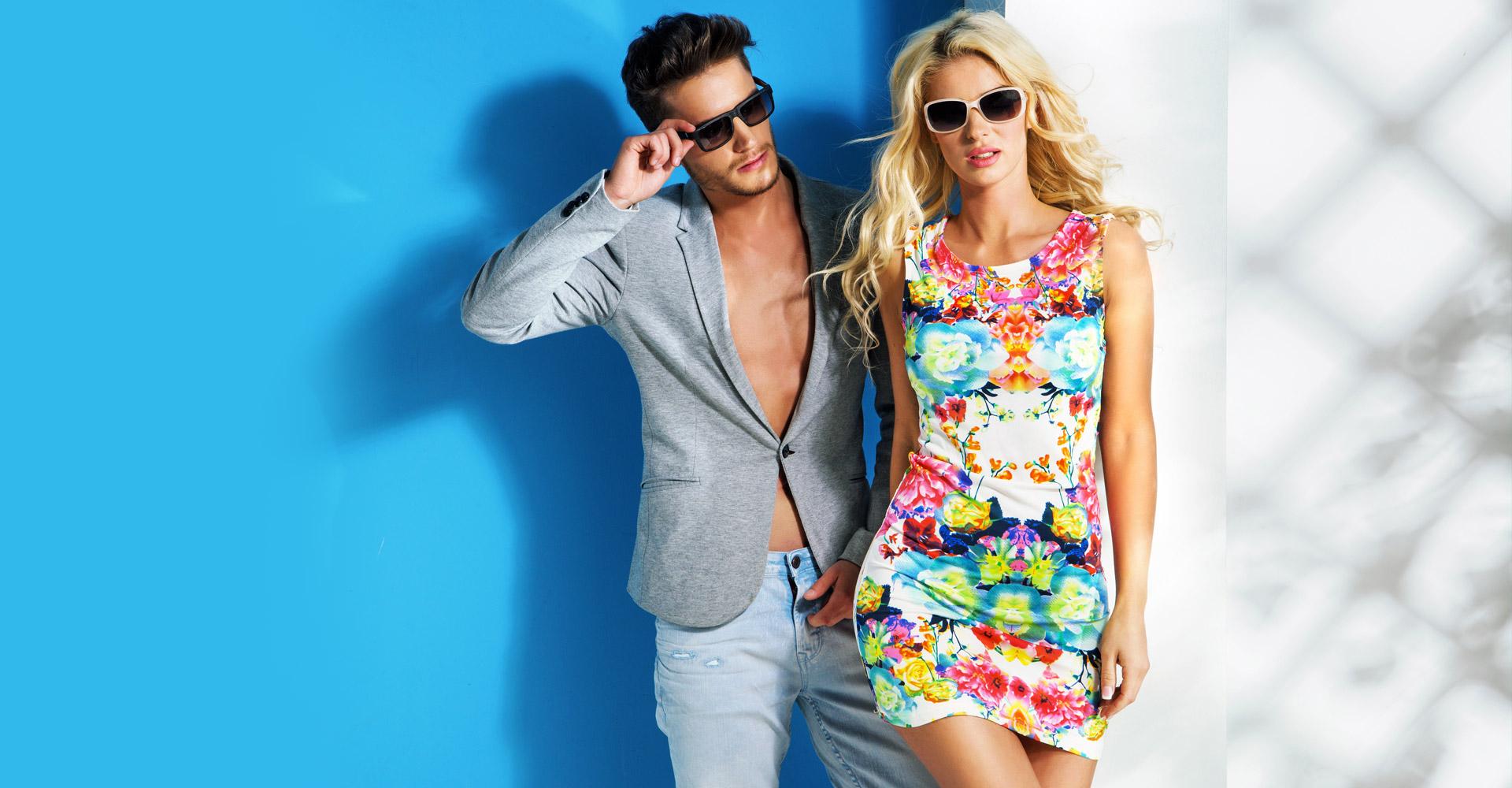 Informations sur la mode homme et femme
