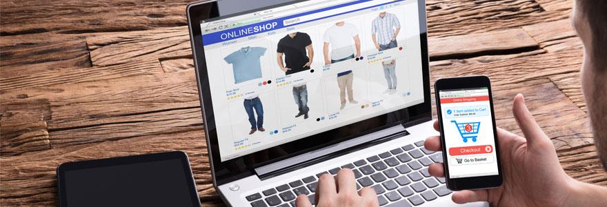 La vente en ligne est de no jours plus présente que jamais. Découvrez pourquoi et comment acheter vos vêtements et chaussures pour homme en ligne