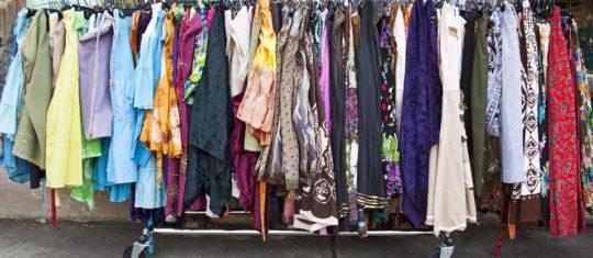 vêtements d'occasion pour femme