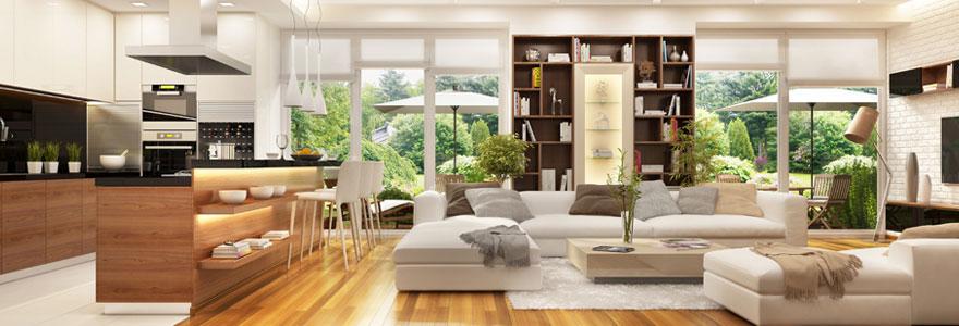 Choisir ses meubles de salon