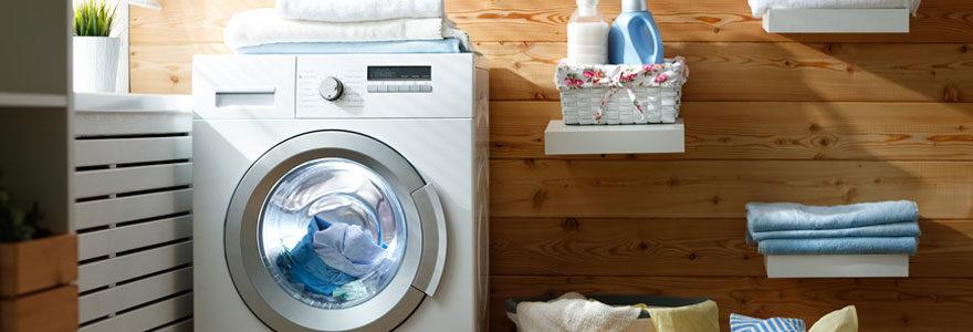 Intégrer un lave linge dans votre intérieur