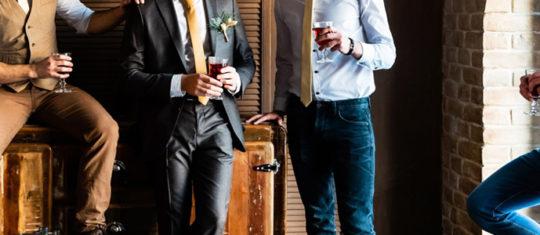 Mode hommes modernes