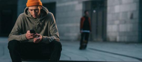 streetwear homme
